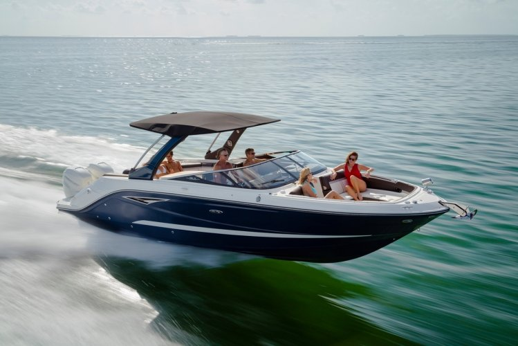 Sea Ray SLX 310 Outboard foto: 0