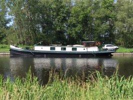 Katwijker Segeln Hausboot