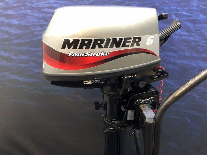 Mariner/Mercury 6 pk Langstaart foto: 0