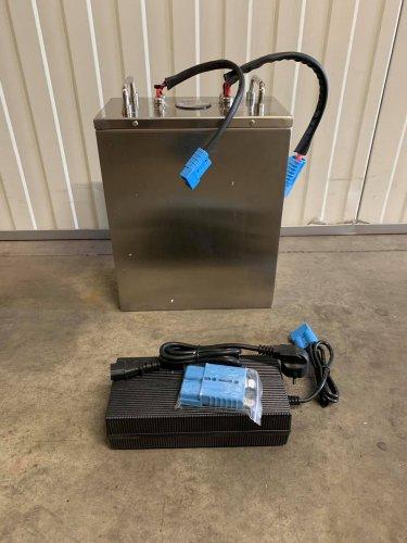 Ez-Outboard Batterij foto: 1